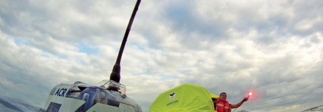 Marinha apela a cumprimento das regras dos sistemas de sinais de socorro dos barcos