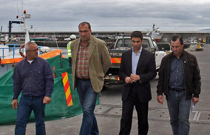 Núcleo de Pescas da Horta terá cinco terminais de água e eletricidade em Março
