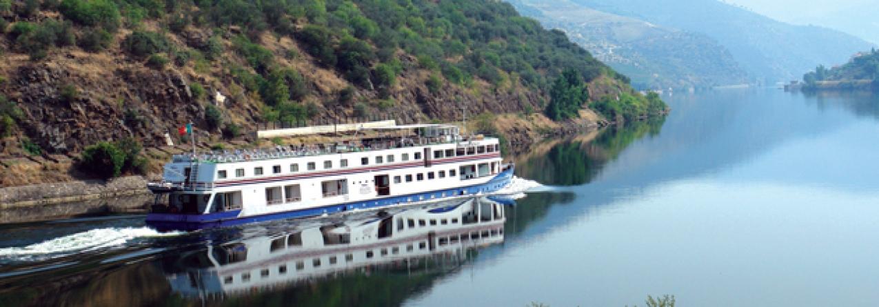 Turismo fluvial no Douro alcança os 600 mil passageiros em 2014