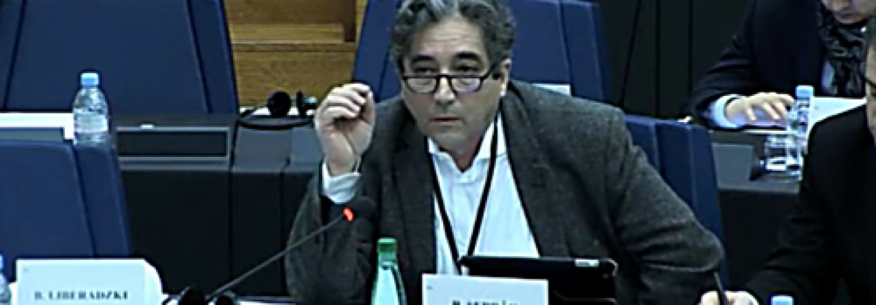 Serrão Santos discute opções tecnológicas para a exploração dos fundos marinhos
