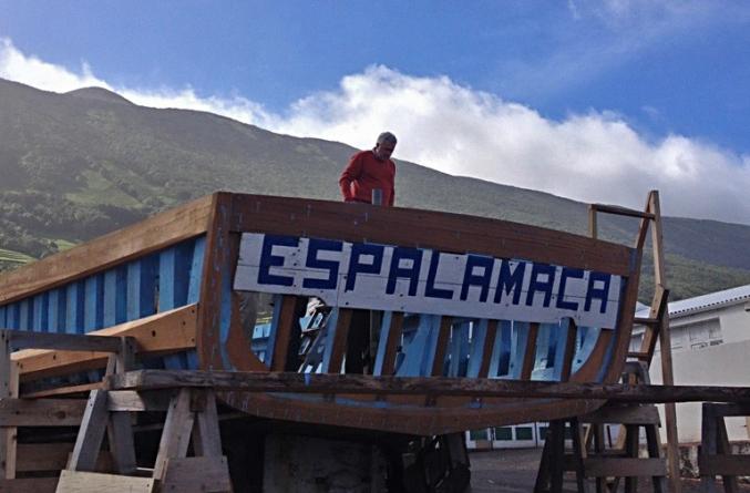"""CDS-PP quer ver """"Espalamaca"""" novamente a navegar"""