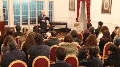 Presidente da Câmara Municipal da Horta defende licenciatura da área das Ciências do Mar no Faial