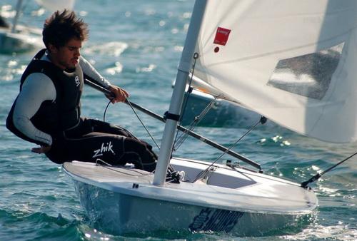 Vela: Rui Silveira, atleta do Clube Naval da Horta sagra-se campeão de Portugal em Laser