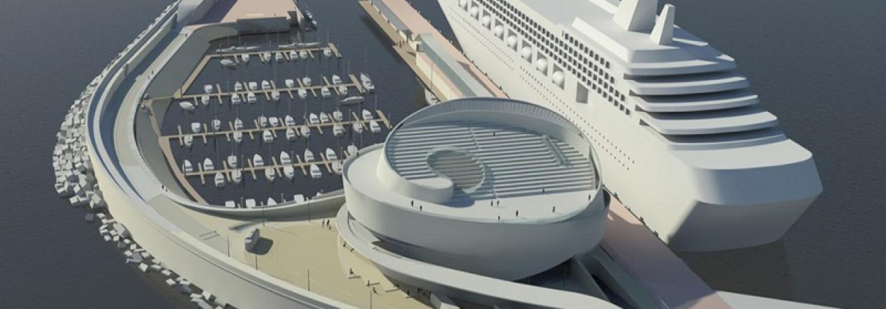 Novo terminal de cruzeiros de Leixões inaugurado a partir de Março