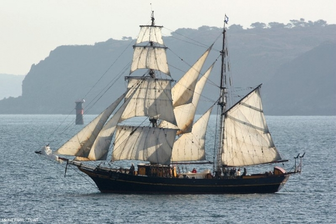 O Porto de Setúbal no «Projecto Sail a Future» (vídeo)