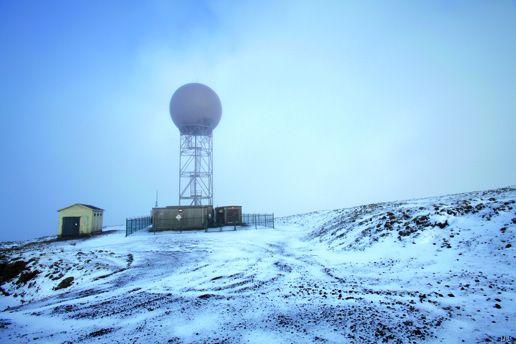 Futuro do único radar meteorológico nos Açores preocupa IPMA