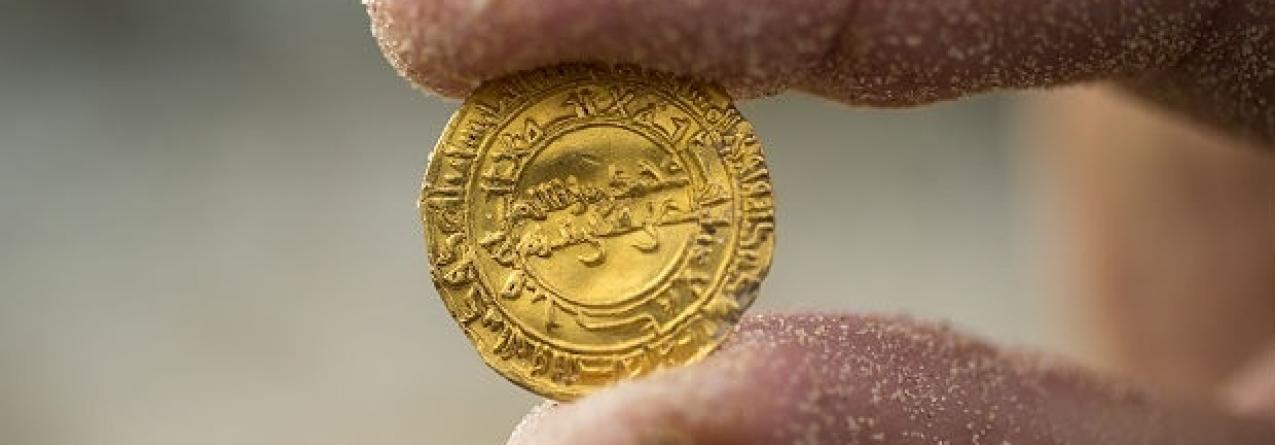 Arqueologia: 2 mil moedas de ouro antigas no fundo do mar na costa do Mediterrâneo