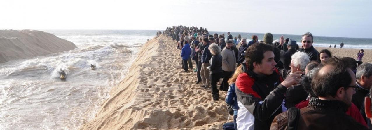 Abertura ao mar da Lagoa de Santo André acontece dia 19 de março