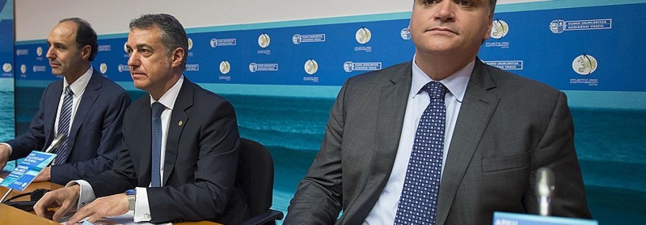 Vasco Cordeiro defende importância das regiões na implementação das políticas ligadas ao Mar