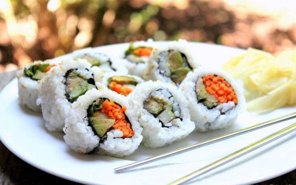 Comer sushi pode aumentar saúde e longevidade