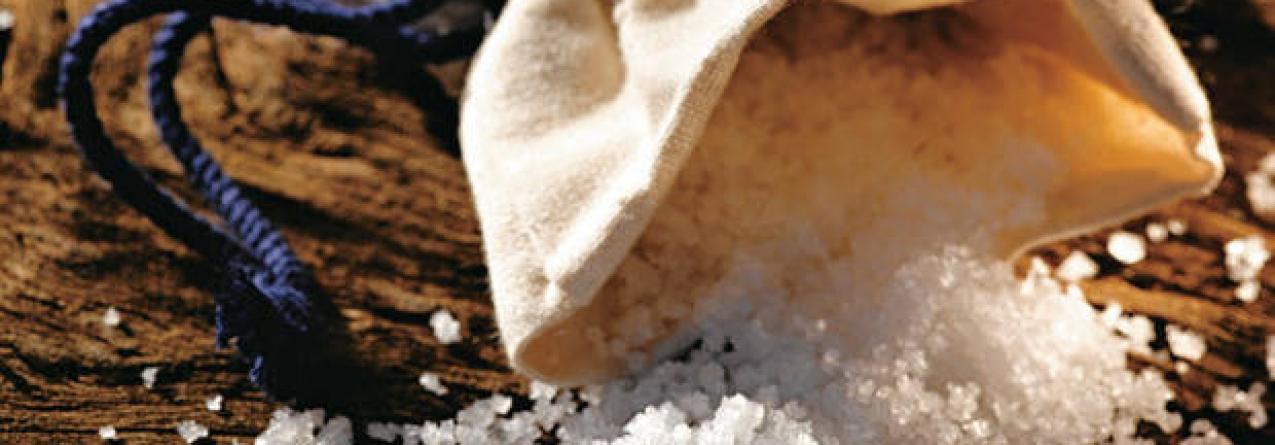 A Produção de Sal