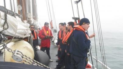 Escola Naval conta com 200 alunos