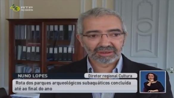 Roteiro turístico dos navios afundados ao largo dos Açores (vídeo)