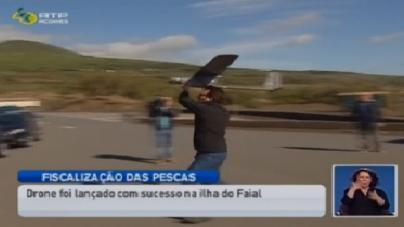 Aviões não tripulados passam a fiscalizar o Mar dos Açores (vídeo)