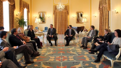 """Vasco Cordeiro considera """"extremamente importante"""" visita aos Açores da Comissão de Pescas do Parlamento Europeu"""