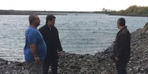 Governo dos Açores investe 235 mil euros na proteção da orla costeira de São Jorge