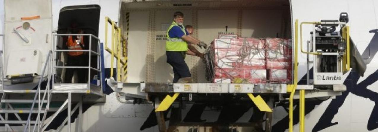 Exportação de pescado em risco (som)