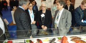 Serrão Santos visita empresas açorianas na Seafood