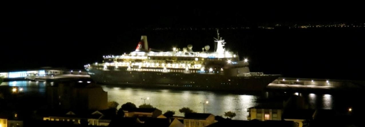 Empresários dos Açores querem estudar melhor o modelo de transporte marítimo para os Açores (som)