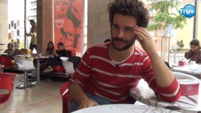 O sargaço de Vila Chã apanhou o pescador de histórias Gonçalo Tocha (vídeo)