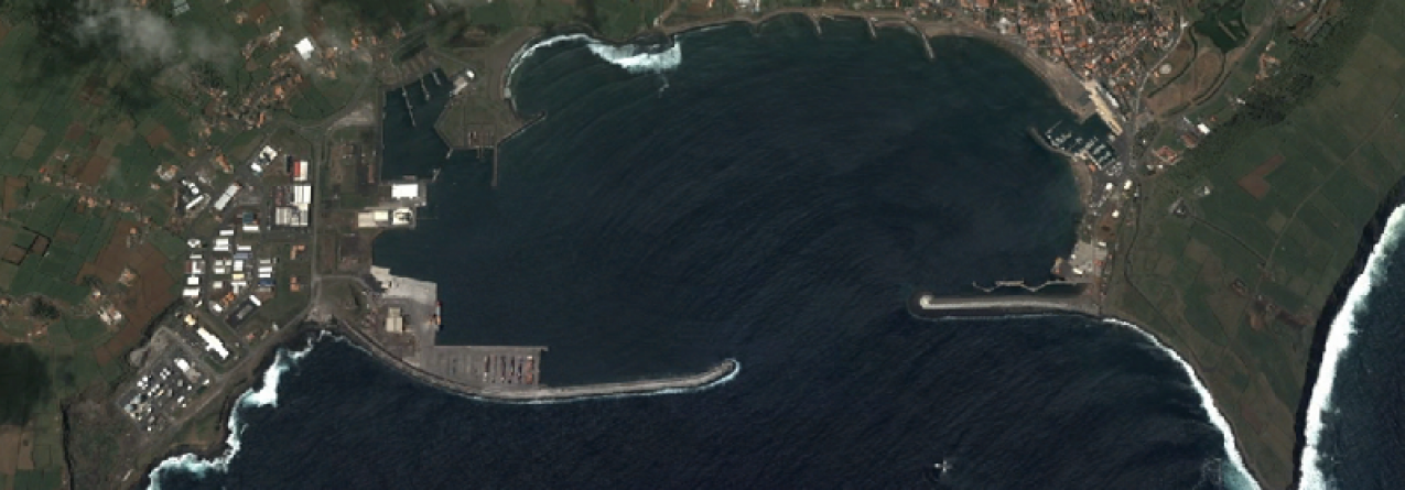 Porto da Praia da Vitória vai fornecer gás natural aos navios (som)