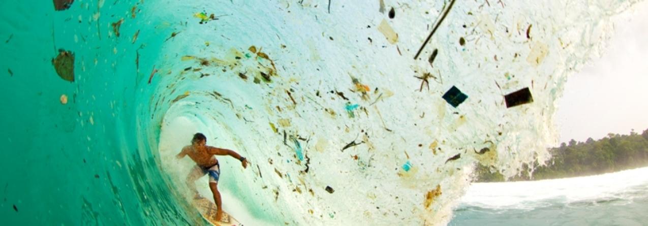 Adidas anuncia parceria com a Parley for the Oceans para combater a poluição no mar