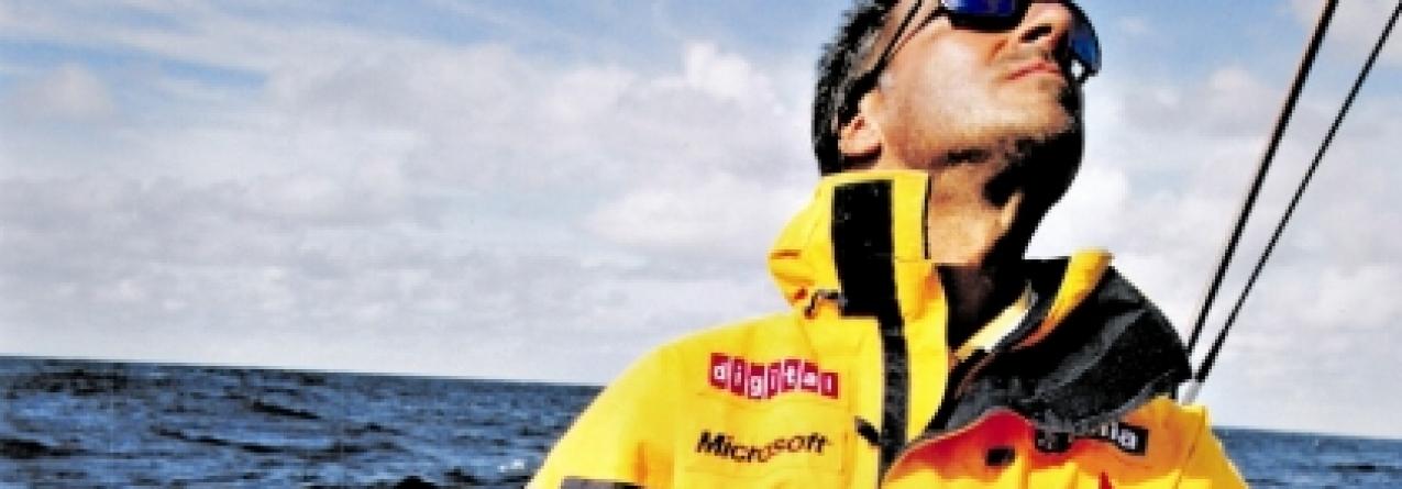 """João Cabeçadas """"Portugal deve tirar muito proveito com a Volvo Ocean Race"""""""