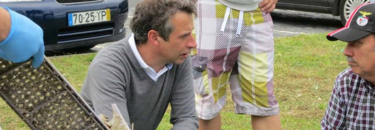 """Açores Entre Mares 2015 // """"Campanhas públicas de limpeza vão permitir recolha de dados sobre lixo marinho"""", afirma Filipe Porteiro"""
