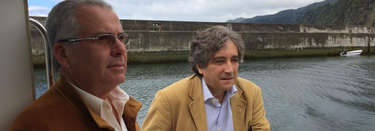 Porto da Povoação abre novas oportunidades para a exploração do mar