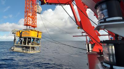 DOP/IMAR-UAç participa em missão científica no Pacífico