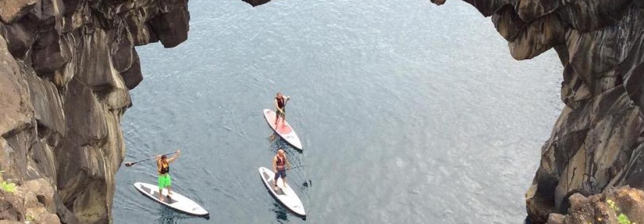 Stand Up Paddle a 11 de Julho nos Açores