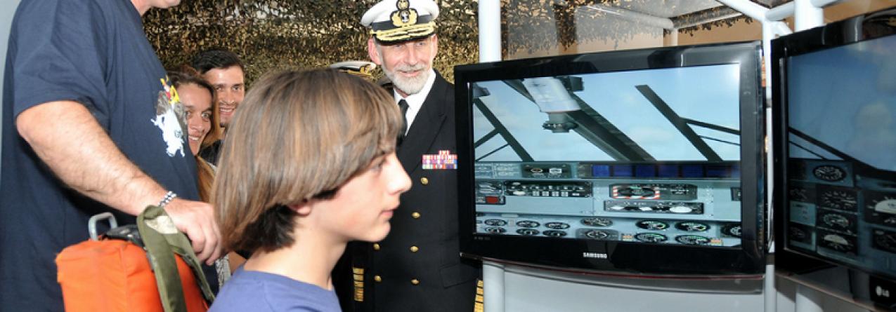 Dia da Marinha (vídeo)