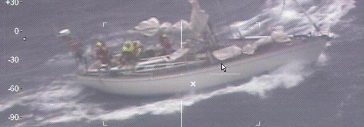 Criança não resiste a naufrágio ao largo dos Açores
