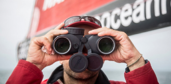 Volvo Ocean Race // Pressão aumenta na chegada a Lisboa