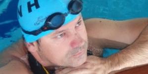Campeonato Nacional Indoor de Apneia // Paulo Nóbrega e Simone Martins campeões nacionais de apneia dinâmica com barbatanas