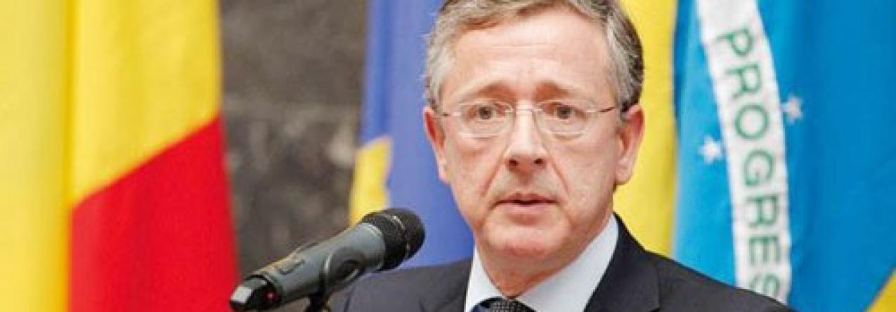 O Açoriano João Aguiar Machado é o novo Director-Geral do Mar da União Europeia