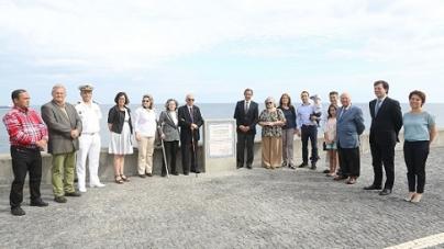 """Ponta Delgada // Bolieiro considera Placa Memorial de Homenagem aos Homens do Mar como o """"resgate da memória de heróis"""""""