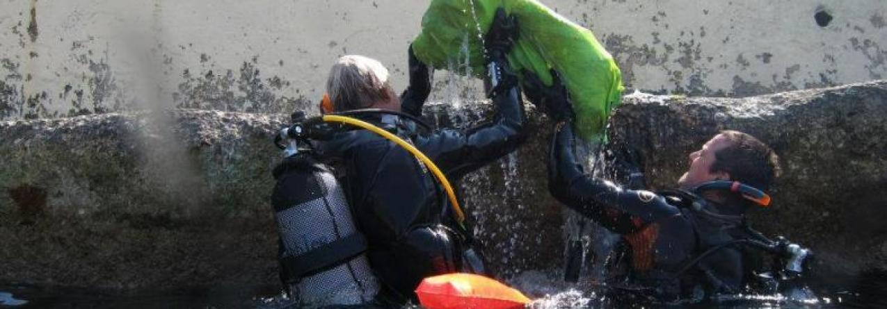 Mar europeu não é limpo nem saudável