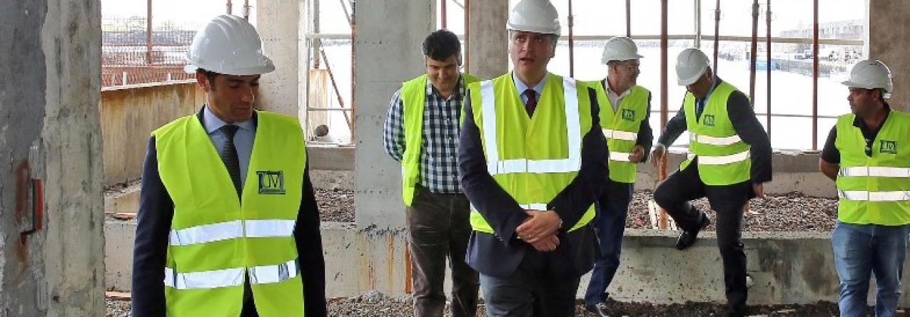 Governo dos Açores investe 500 mil euros na Lota da Madalena, no Pico