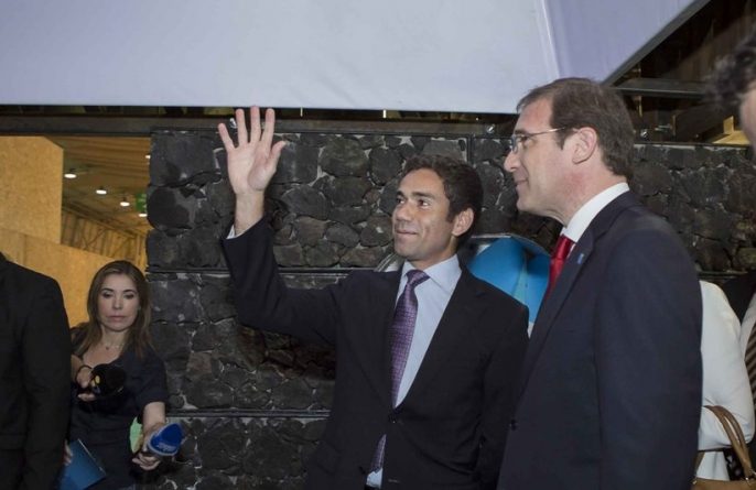 Pavilhão dos Açores no 'Blue Business Forum' promove setores tradicionais e emergentes da economia do mar