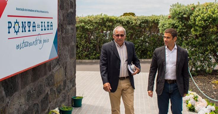 Associações de pescadores têm de contribuir para a valorização do pescado dos Açores, afirma Brito e Abreu