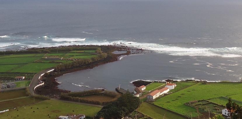 Concurso internacional para intervenção na zona costeira da Barra da Graciosa