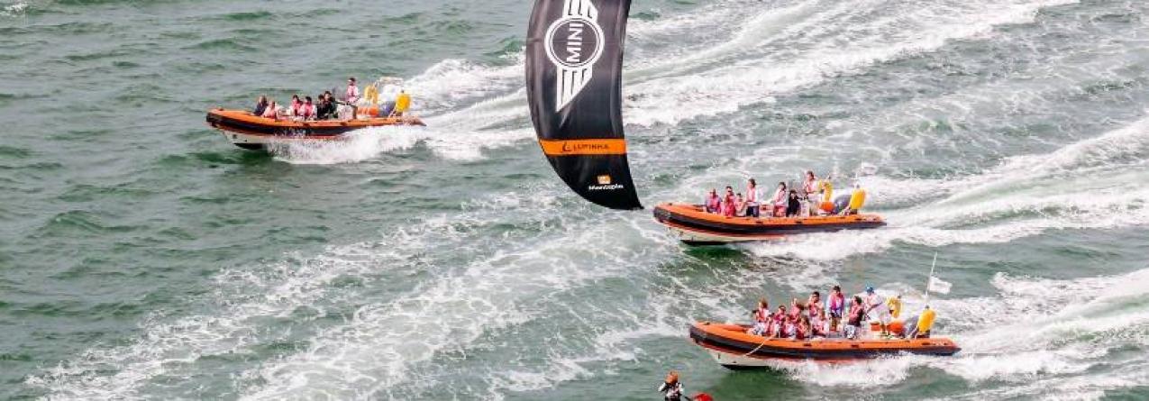 Kitesurf // Francisco Lufinha estabelece recorde mundial