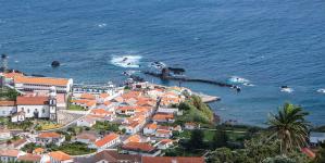 Criação do Parque Arqueológico Subaquático do Slavonia e obras de melhoramento no Porto das Poças, na ilha das Flores