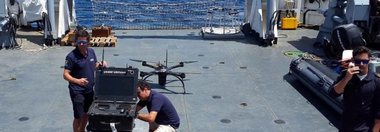Missão REP-15 nos Açores