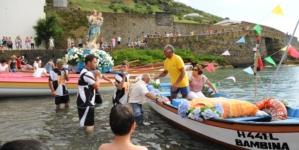 Nª Srª da Guia, Padroeira dos Pescadores da Ilha do Faial
