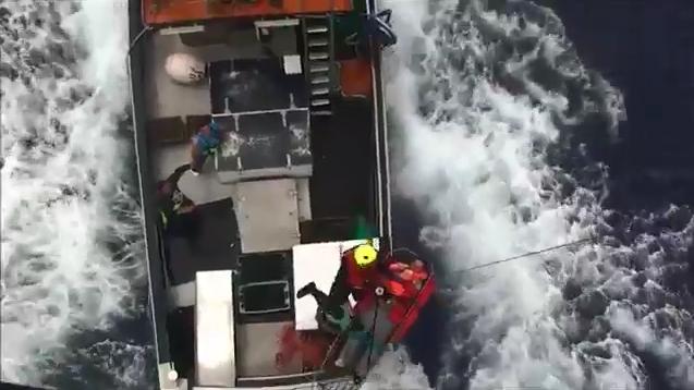 MAYDAY MAYDAY MAYDAY  // Estação Costeira Porto de Abrigo (vídeo / som)