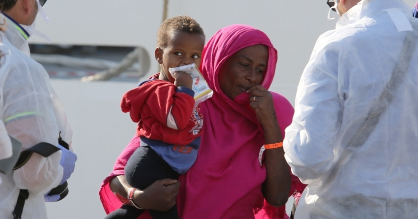 Marinha portuguesa participa em resgate de imigrantes no sul de Espanha