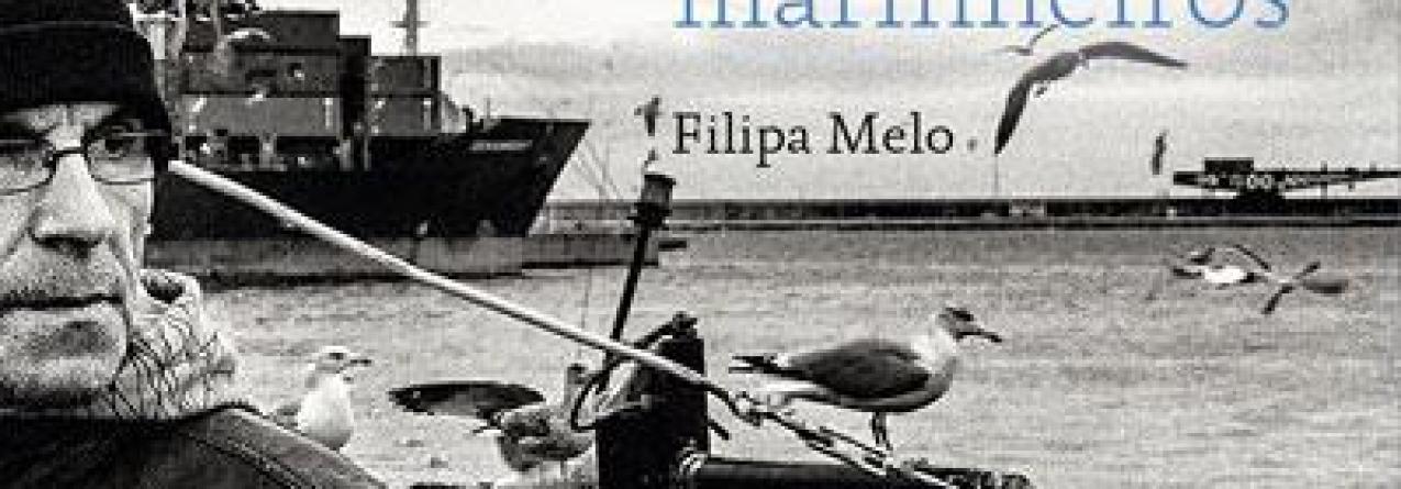 """Lançamento público do livro """"Os últimos marinheiros""""."""
