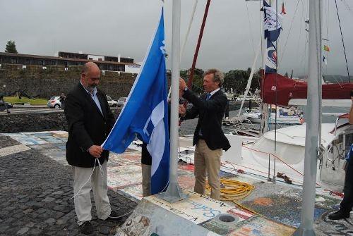 Marina da Horta conquista 29ª Bandeira Azul